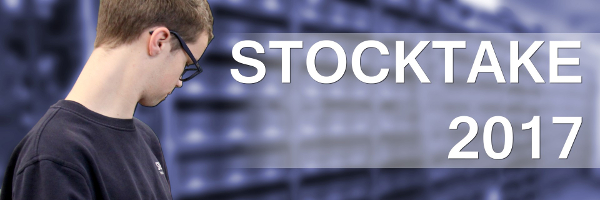 STOCKTAKE 2017