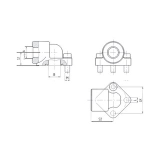 50 St/ück D/´s Items/® - Zaunbauschrauben ISO 7380 - M8x70 Edelstahl A2 - Flachkopfschrauben mit Flansch u Flanschschrauben Innensechsrund Linsenkopfschrauben mit Bund V2A ISR